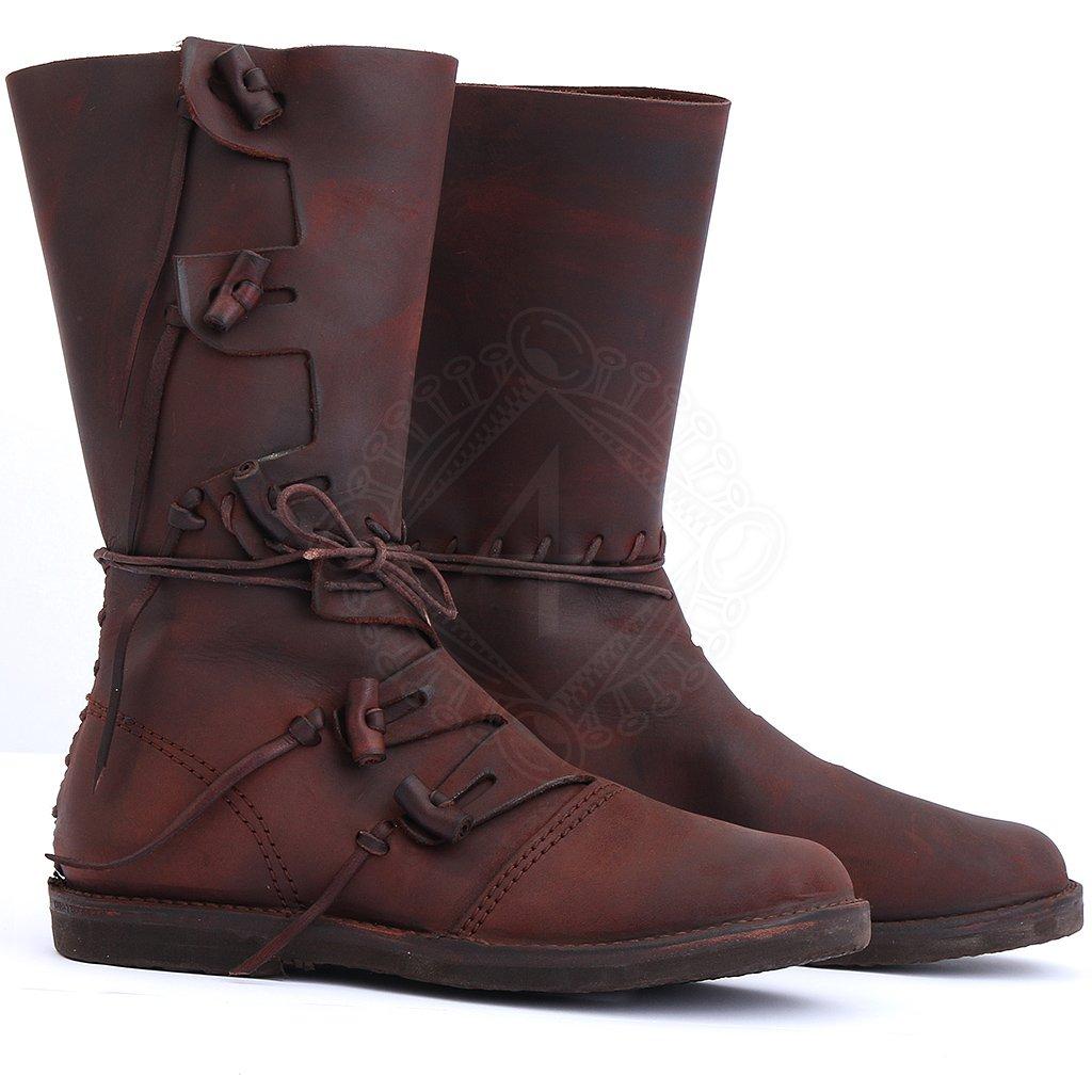 b72707a5ae9b67 Schuhe der Wikinger und Normannen