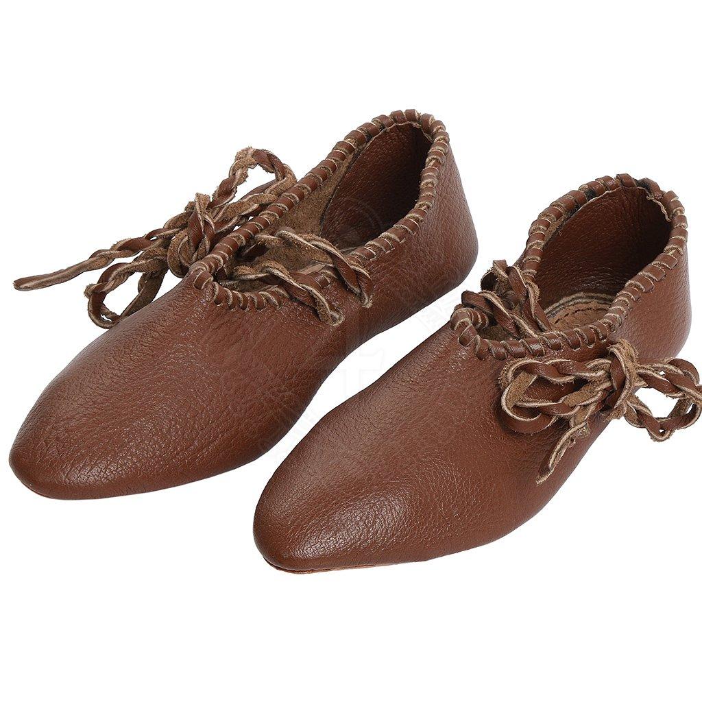 Leichte Schuhe, 13. Jahrhundert