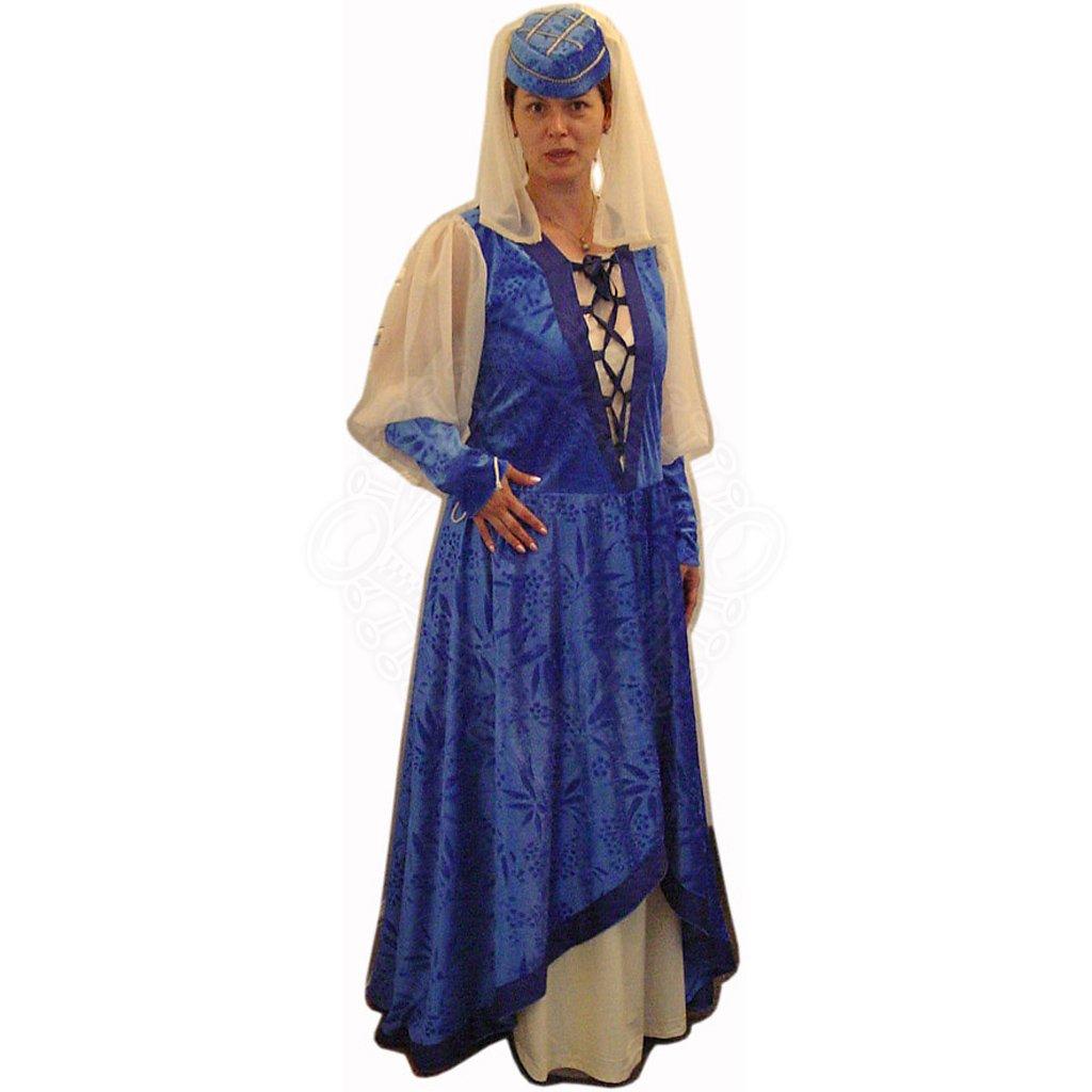 Samt RenaissancestilOutfit4events Damenkleid Damenkleid Samt Aus Im Aus WEDY29IeH